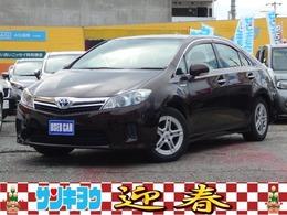 トヨタ SAI 2.4 S ナビ/地デジTV/Bluetooth/キセノン/Pシート