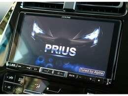 当店オススメのナビはオプションAプランのALPINE9型SDナビ☆大画面モニターでドライブも快適です♪