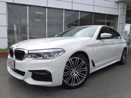 BMW 5シリーズ 523i Mスポーツ 19AWウッドPデモカー認定中古車