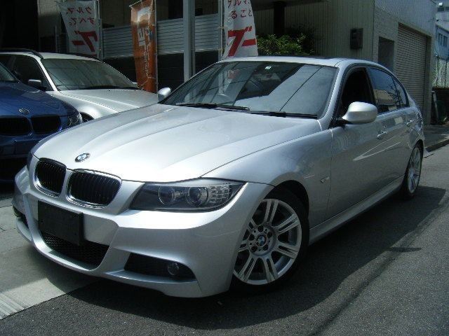 BMW320MスポーツE90最終モデルサンルーフ付き