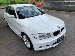 BMW 1シリーズ 118i Mスポーツパッケージ 記録簿4枚・取説あり・スペアキーあり