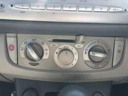 フルオートエアコンなので車内はいつも快適