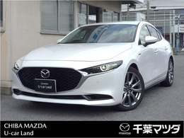 マツダ MAZDA3セダン 1.5 15S 100周年 特別記念車 デモアップ車