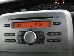 CDチューナー付きです♪お気に入りの音楽を聴きながらのドライブは楽しいですよね☆洋楽?邦楽?どんな音楽を楽しみますか?AM・FM機能もモチロン付いてますよ♪