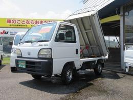 ホンダ アクティトラック 660 ダンプ 三方開 4WD 5速MT