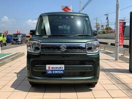 アリーナ高岡156は新車・中古車を取り扱うスズキ直営のお店です(^^)サービス工場も指定工場ですので、安心して愛車をお任せください!!!