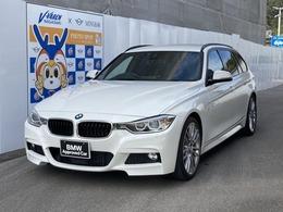 BMW 3シリーズツーリング 320d Mスポーツ 19インチホイール ワンオーナー