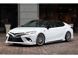 トヨタ カムリ 2.5 WS レザーパッケージ アーティシャン新車コンプリート