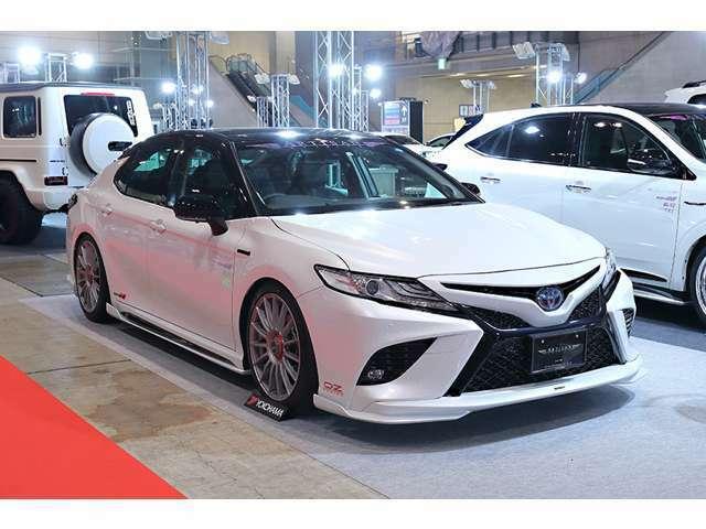 車輌純正オプション20万円相当 オプション 取り付けエアロ ホイールサイズ・種類によって減額可
