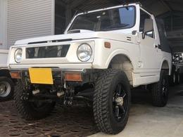 スズキ ジムニー 660 フルメタルドア CC 4WD V-JA11C改 リフトアップ