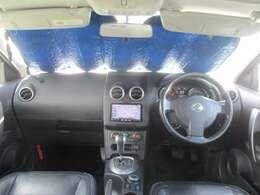 座席からの視界もスッキリ見えて運転しやすいです