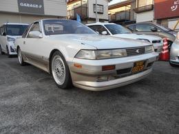 トヨタ ソアラエアロキャビン 3.0 GT BBSアルミ 本革シート