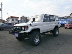 トヨタ ランドクルーザー70 の中古車 3.5 LX ディーゼル 4WD 北海道帯広市 110.0万円