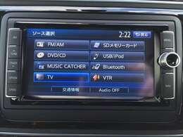 フルセグTV/CD/DVD/Bluetooth
