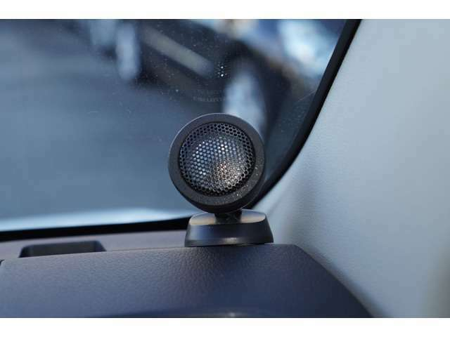 Bプラン画像:【ツイーター】が装備されております。音質にもこだわっている車両でございます♪