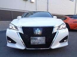 平成28年登録・ハイヴリッドアスリートG・LEDヘッドライト・黒レザー・サンルーフ・トヨタセーフティセンス装備・・ スマートキー2本・取説・保証書完備・純正18インチAW