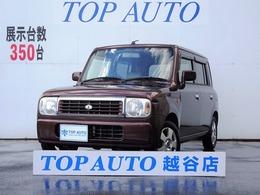スズキ アルトラパン 660 G エディション キーレス CD MD 社外アルミ ベンチシート