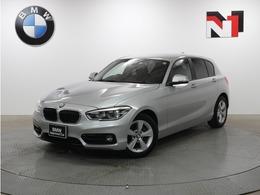 BMW 1シリーズ 118i スポーツ 16AW コンフォートP クルコン LED 衝突警告