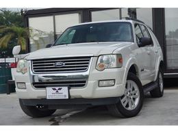 フォード エクスプローラー XLT エクスクルーシブ 4WD 革/電動シート/サンルーフ/純正AW/ETC