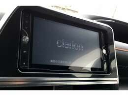 ☆クラリオン(NX815W)メモリナビ搭載☆CD・DVD・Bluetooth・MSV付 音楽もお楽しみいただけます♪