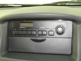純正ラジオチューナー付き!