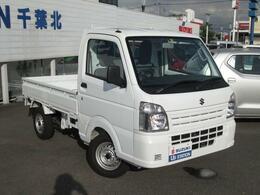 キャリートラック 2WD 5MT車 3方開 運転席・助手席エアバッグ AM/FMラジオ