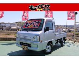 スバル サンバートラック 660 TC 三方開 4WD 5速MT エアコン パワステ ETC CDデッキ