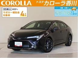 トヨタ カローラ 1.8 WxB 純正Tコネクト9インチナビ・ドラレコ