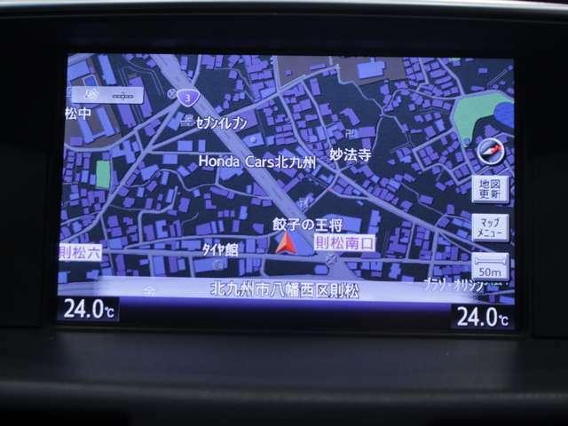 【純正HDDナビ】遠方へのドライブも安心ですね! フルセグTV/DVD/CD/Bluetooth/サイド・バックカメラ