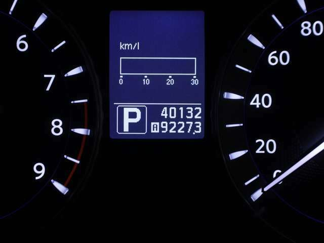 【走行距離】40132km