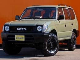 トヨタ ランドクルーザープラド 2.7 TX 4WD FD-Classic