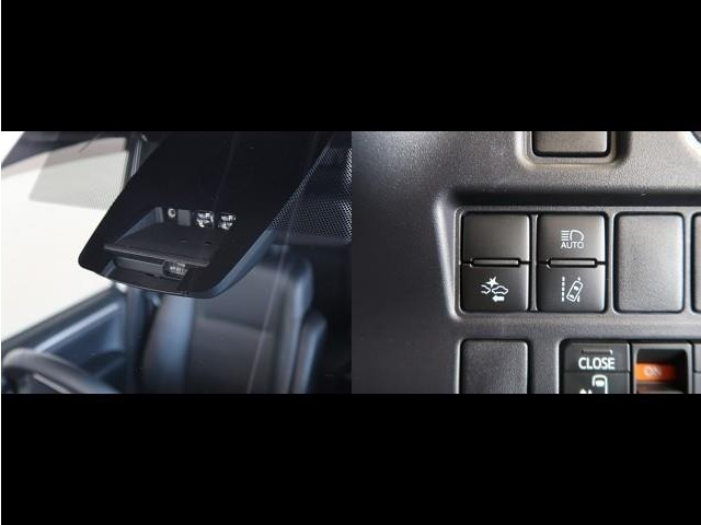 【トヨタセフティーセンス】衝突軽減・運転アシスト、安心安全に運転していただける装備が満載です。詳細はスタッフからご案内致します。