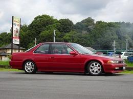 ホンダ アコードクーペ 2.0 Si エクスクルーシブ 赤革サンルーフ車高調USDM北米仕様ベース
