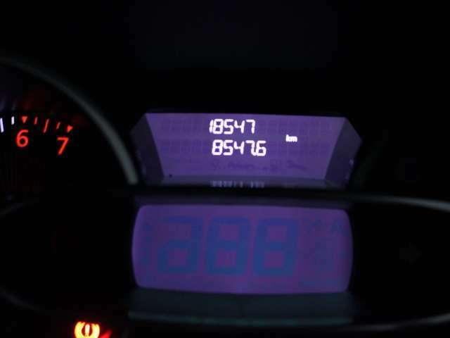 【走行距離】18547km