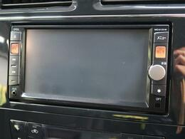 【純正SDナビ】お好きな音楽を聞きながらのドライブも快適にお過ごしいただけます。