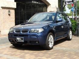 BMW X3 3.0i Mスポーツパッケージ 4WD パノラマガラスサンルーフ Mエアロ
