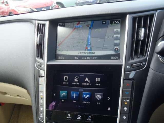 NissanConnectナビゲーションと車載通信機(TCU)を通じてネットワークにつなげて、さまざまなサービスを実現。