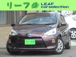 トヨタ アクア 1.5 S メモリーナビ/Bカメラ/Bluetooth/車検2年含