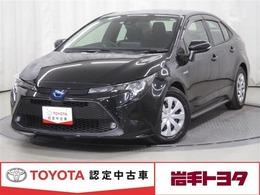 トヨタ カローラ 1.8 ハイブリッド G-X E-Four 4WD