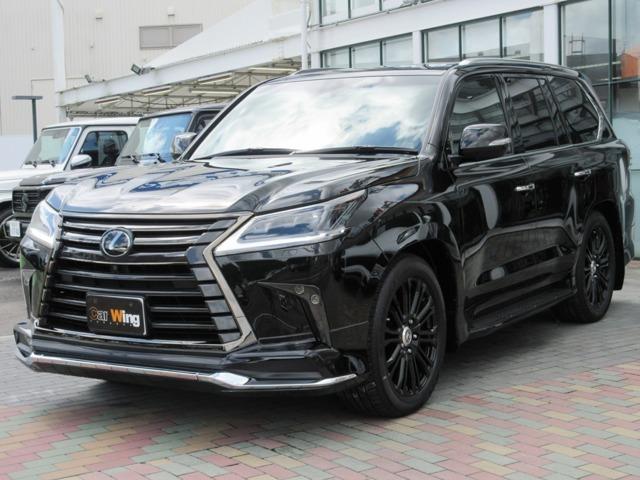 570 ブラック シークエンス 4WD