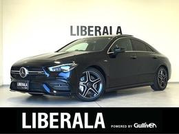 メルセデスAMG CLAクラス CLA 35 4マチック 4WD アドバンスドPKG サンルーフ 黒革