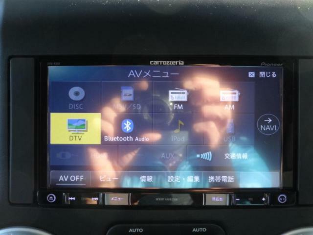 BluetoothフルセグTV