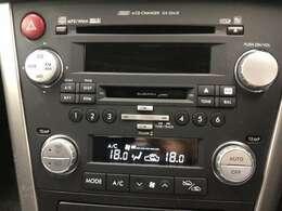 CDオーディオがございますので、音楽を聴きながら楽しくドライブが可能です^^