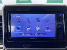 【社外ナビ】フルセグTVや Bluetoothオーディオ接続など幅広くお楽しみ頂ける必須装備です!