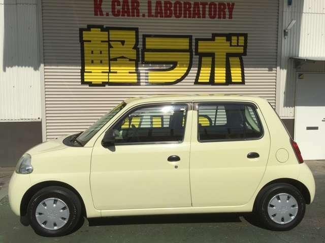 当店は軽自動車専門店で車体価格29.8万円,39.8万円を中心としたラインナップで販売しております。