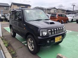 スズキ ジムニー 660 ワイルドウインド 4WD