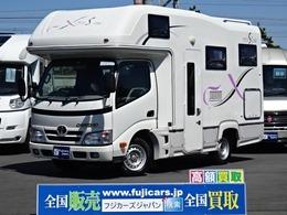 トヨタ カムロード ナッツRV クレソンX ワンオーナー FFヒーター リアダブルベッド