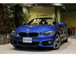 BMW 4シリーズカブリオレ 435i Mスポーツ M-Sport専用19インチアルミ