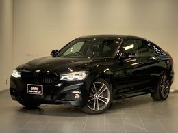 BMW 3シリーズグランツーリスモ 320d xドライブ Mスポーツ ディーゼルターボ 4WD 1オーナー純正HDDナビ黒革ACCバックカメラ