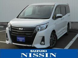 トヨタ ノア 2.0 Si WxB 4WD /保証付販売車/ナビTV付/後席モニター付